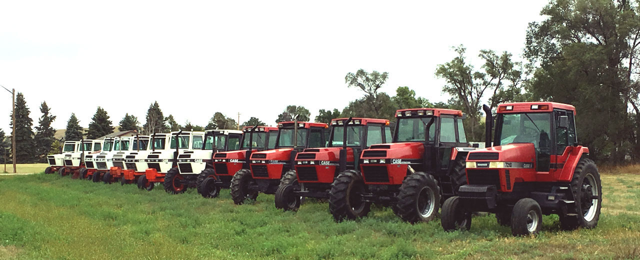 case and case ih reconditioned tractors
